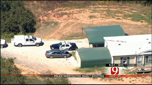 Body Found At Home in Southeast OKC