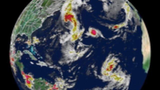 Angry Atlantic