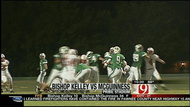 Bishop Kelly Vs. Bishop McGuinness