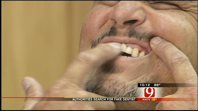 Patient Speaks Out About 'Fake Dentist'
