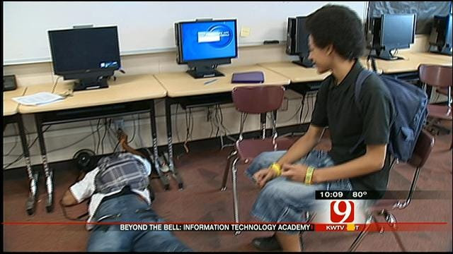 Beyond The Bell: New IT Academy Aims To Make Students More Competitive Globally