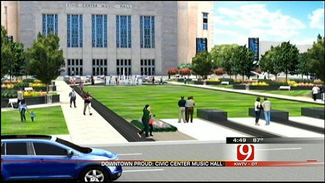 Downtown Proud: OKC Civic Center Music Hall
