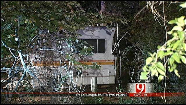 Edmond Police Launch Investigation After Meth Lab Explosion