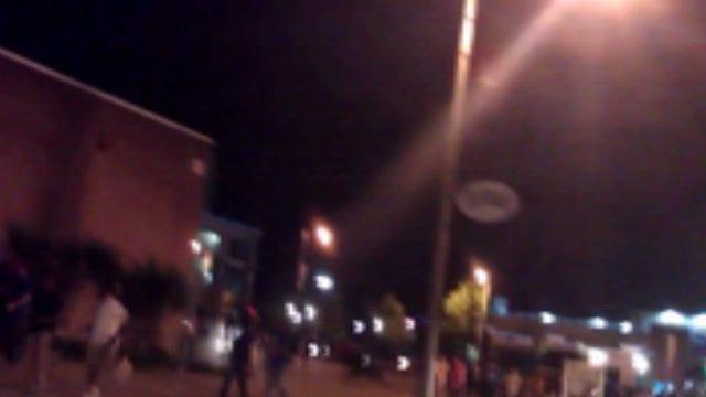 Thunder Fan Records Gunshots, Chaotic Aftermath Of Bricktown Shooting
