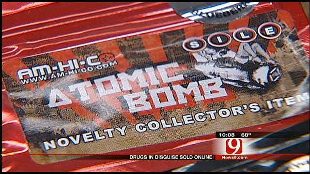 Oklahoma Experts Warn Of Dangerous Drugs In Disguise Sold Online