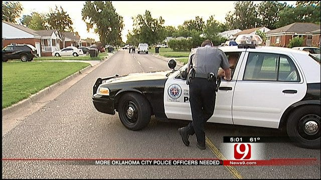 Oklahoma City Police Likely Hire More Officers, Detectives