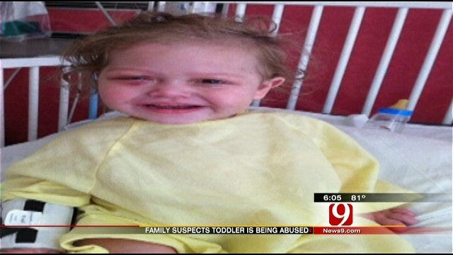Grandmother Seeks Justice In Child Abuse case