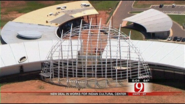 American Indian Cultural Center Deal In OKC