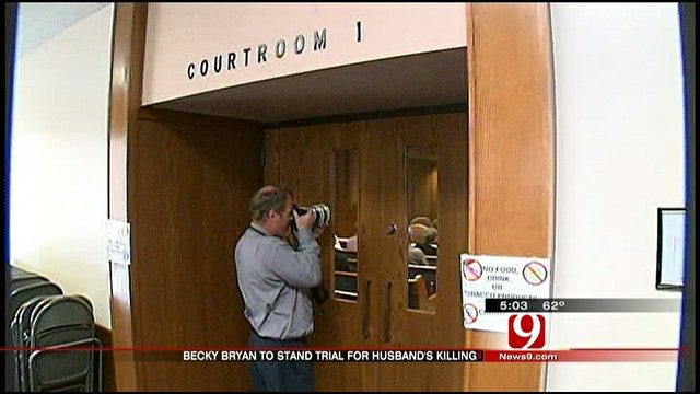 Wife Accused Of Killing Nichols Hills Fire Chief To Stand Trial