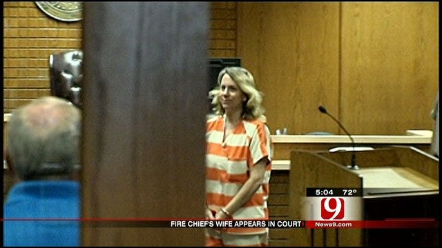 Preliminary Hearing Begins For Wife Of Murdered Nichols Hills Fire Chief
