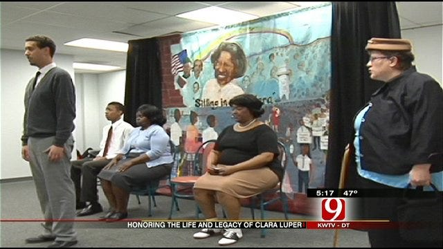 Oklahoma Civil Rights Pioneer Remembered in New Play