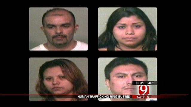 Oklahoma Human Trafficking Operation May Have Ties To Mexican Cartels