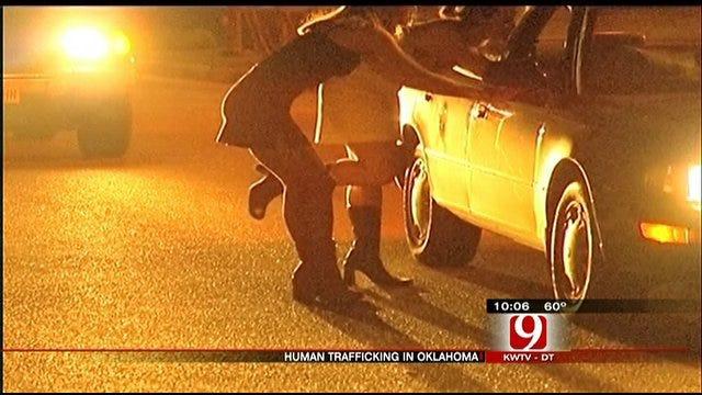 Human Trafficking Strikes OKC Metro