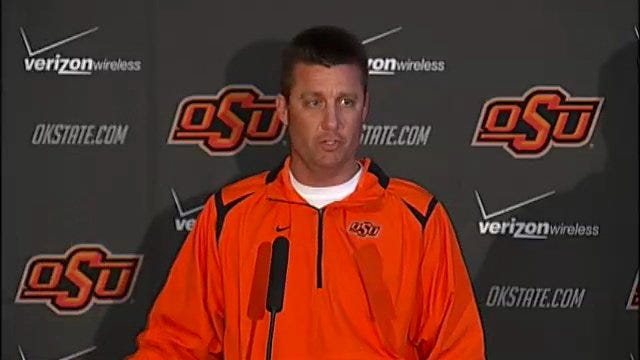 Mike Gundy Discusses Signing Day Additions