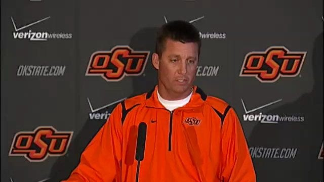 Mike Gundy Discusses Signing Day Additions-Part 3