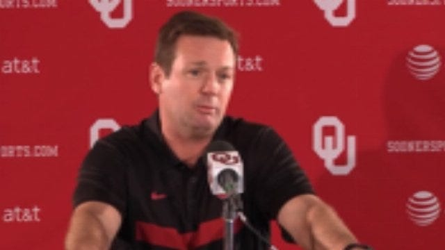 Bob Stoops Comments On 2012 Signees