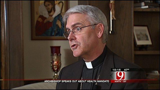 Catholic Bishops Up In Arms Over Abortion Drug Mandate