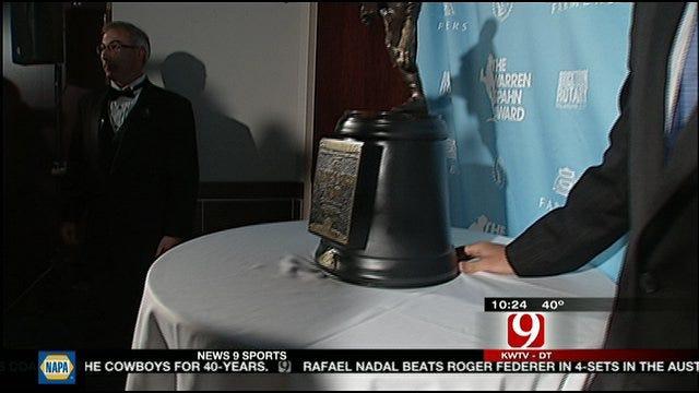 Kershaw, Anderson Honored at Spahn Awards