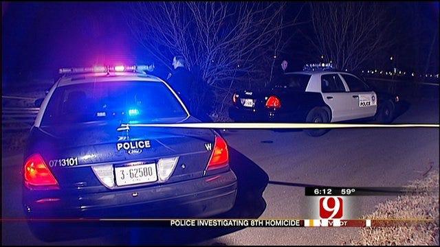Police Investigate 8th Homicide in Oklahoma City In 2012