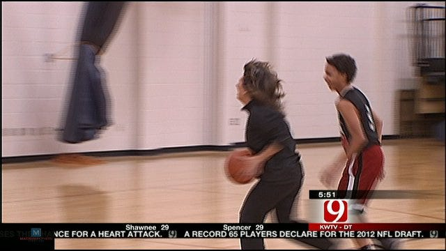 More Basketball Moves By The Morning Crew