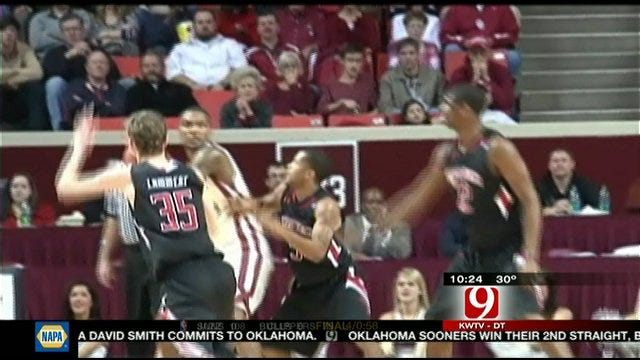 OU - Texas Tech Highlights and Postgame