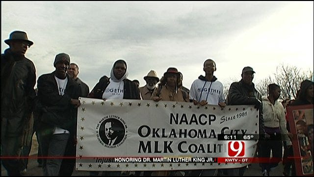 Oklahoma City Celebrates Martin Luther King, Jr.'s Legacy