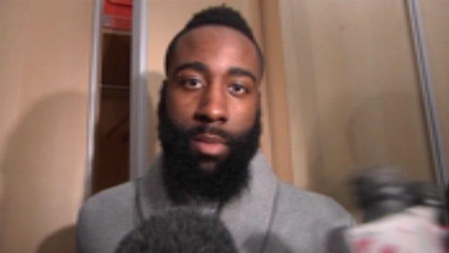 Thunder - Knicks Postgame