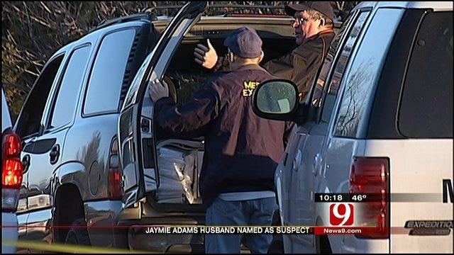 Vehicles Impounded in Blanchard Mother's Homicide