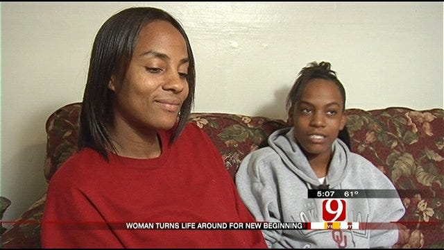 Woman Works To Reconnect With Family After Jail Term