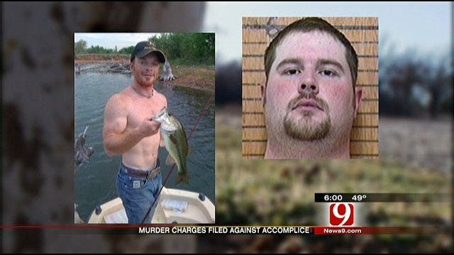 Alleged Accomplice Charged In Blanchard Shooting Death