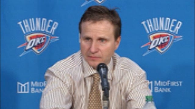 Scott Brooks Postgame Interview Part 2