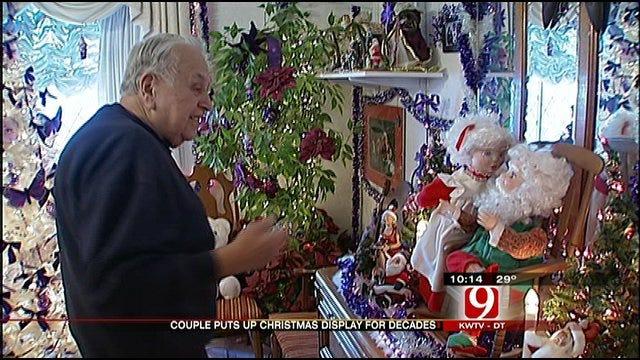 Yukon Couple's Christmas Display Comes To An End