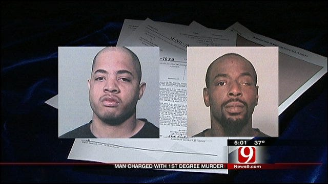 Murder Charged Filed In OKC Double Murder Case