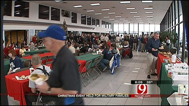 Operation Homefront Supports Oklahoma Military Families This Holiday