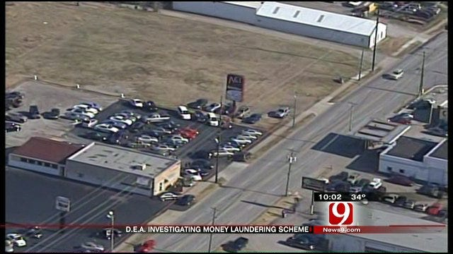 DEA Probe Targets Tulsa Car Dealership
