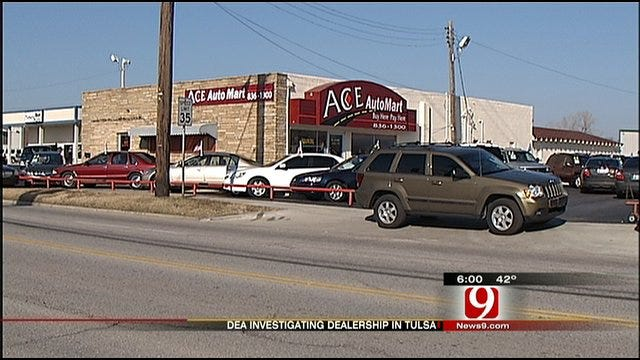 Tulsa Car Dealership Under Investigation In Terrorist Funding Scheme