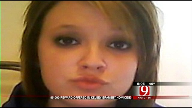 OKC Mom Offers Reward To Help Catch Daughter's Killer