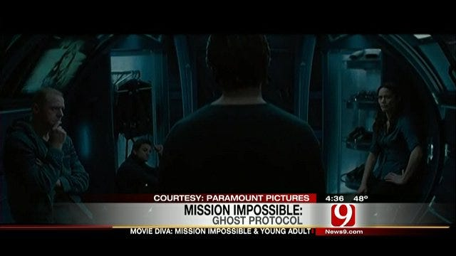 Review: 'Mission: Impossible - Ghost Protocol' And 'Young Adult'