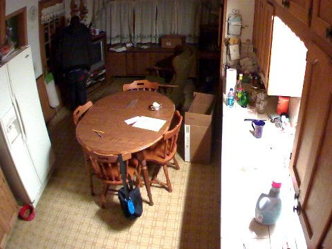 WEB EXTRA: Raw Video Of Burglars In Warr Acres