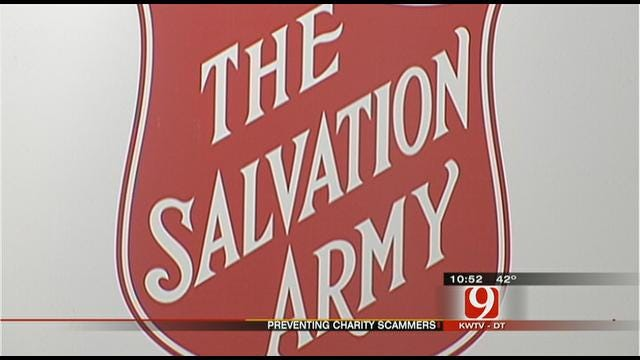 Oklahoma Charities Work To Prevent Scammers This Holiday