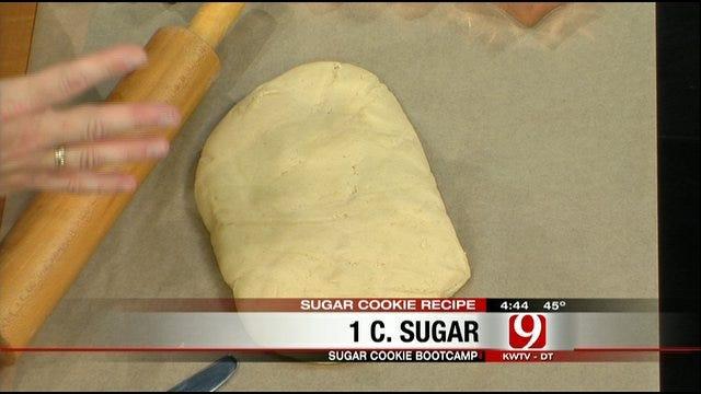 Sugar Cookie Bootcamp