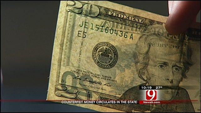 Oklahomans To Stay Fake Cash Savvy For the Holidays