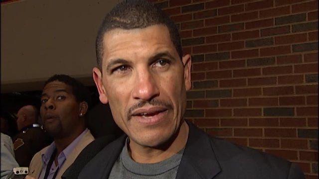 Jay Norvell Post Game Interview