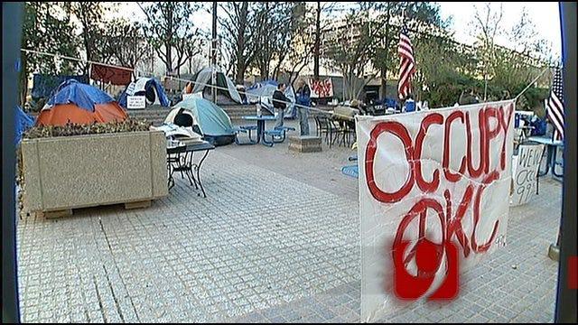Occupy OKC Costs City $50,000