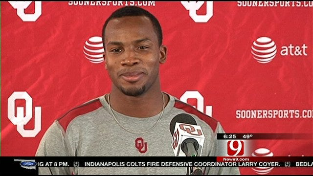 Ryan Broyles Still Contributing In Prep For Bedlam