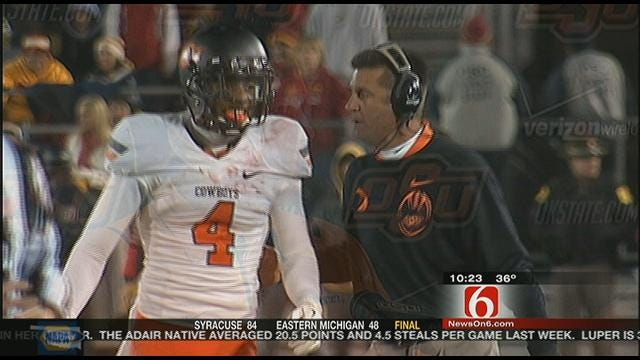 Bedlam A Family Affair For Mike And Cale Gundy