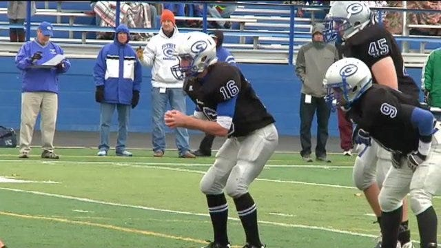Guthrie Sneaks Past McAlester, Advances To Finals