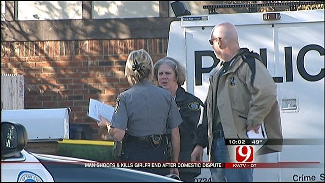 Murder-Suicide Claims Two In Northwest Oklahoma City