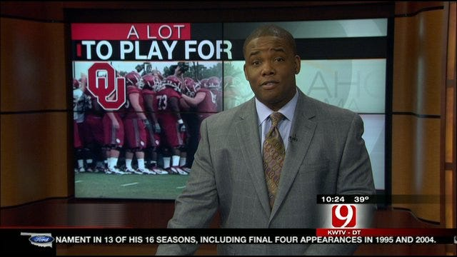 Sooners Remain Motivated For Iowa State