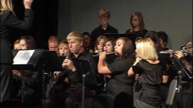WEB EXTRA: Chandler Band Performance Part II